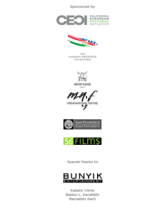 Our sponsors and Special thanks to
