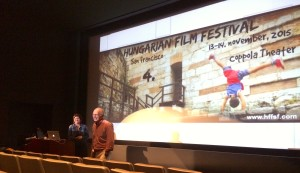 Introduction to the Festival by Reka Pigniczky and prof. Steven Kovacs