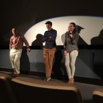 """""""The Border"""" Q and A with Lajos Ersek  sound designer and editor Eszter Bodoky by prof. Steven Kovacs"""